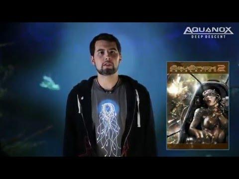 Aquanox Deep Descent Kickstarter Video  