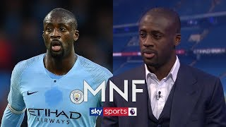 Yaya Toure reveals his desire to return to the Premier League | MNF