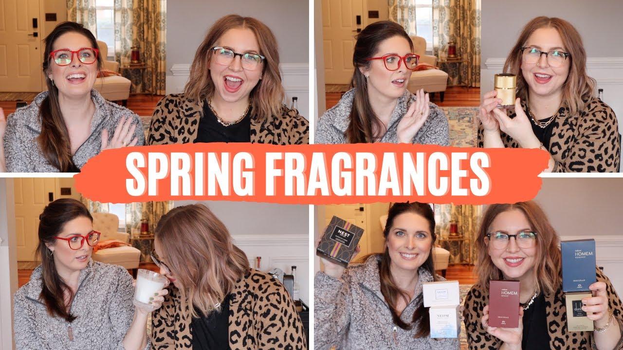 Spring Fragrances with SkinStore