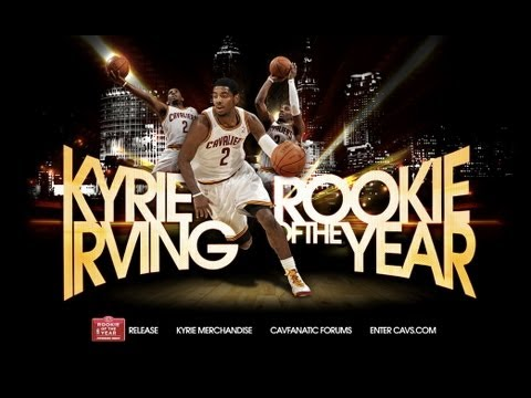 Duke University Iphone Wallpaper Kyrie Irving Rookie Of The Year Youtube