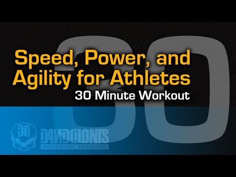 Agility and Speed Training Workouts – Agility and speed Drills for Sports