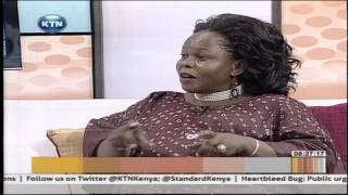 Street family trust fund interview with Leah Ambweya and James Smart