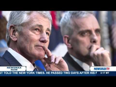 Newsmax Now   John Gizzi discusses Denis McDonough