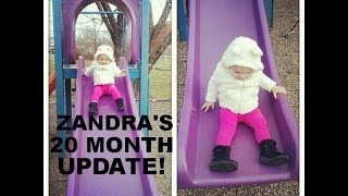Teenmama | ZANDRAS 20 MONTH UPDATE & POTTY TRAINING