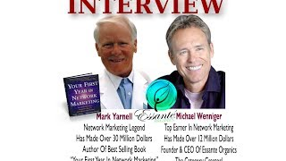 Mark Yarnell (over 30 million) and Michael Wenniger (over 12 million) EXACT SCRIPT for Networkers