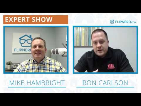 How to Work with Contractors - Ron Carlson