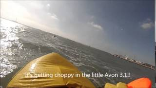 F-Rib and Sibs out on the Southampton water Part1