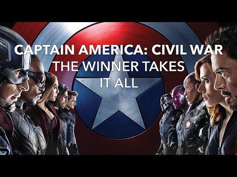 Captain America: Civil War - The Winner Takes It All (Music Video)