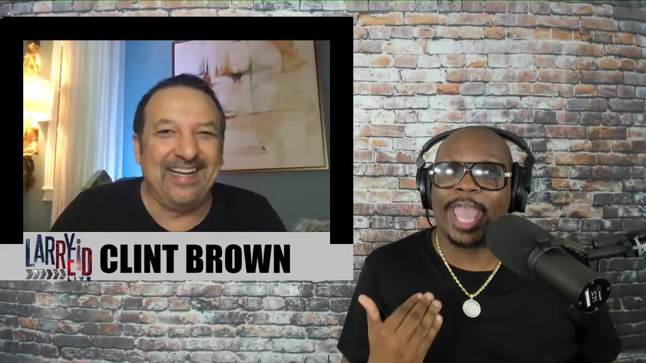 7.6.20 - Interviewing Bishop Clint Brown discussing his PUBLIC address of White Privilege and more .