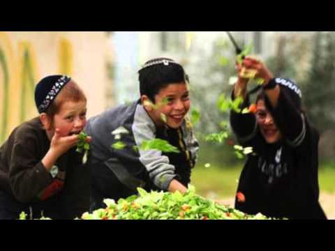 Peace for Palestinian and Israeli Children