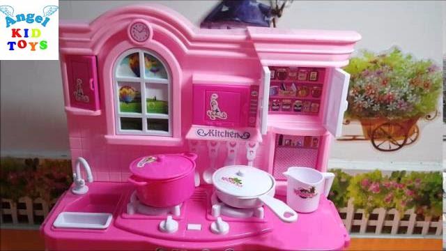Disney Princess Kitchen Set Cooking Playset- Đồ Chơi Nấu Ăn Công ...