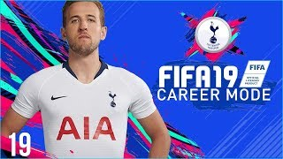 FIFA 19 Tottenham Career Mode Ep19 - THE FA CUP. I WANT IT!! [ULTIMATE DIFFICULTY]