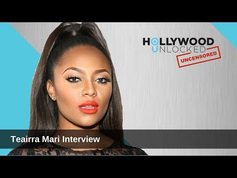 Teairra Mari talks Hazel-E, LHHH turbulence &  Rehab on Hollywood Unlocked [UNCENSORED]