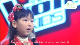 [Vietsub][Voice Kids] Park Ye Eum - Fly girl (Magolpy)