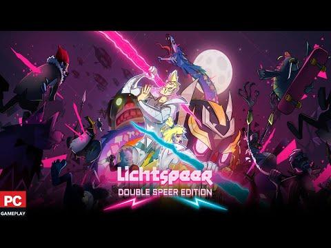 Lichtspeer: Double Speer Edition (PC Gameplay) |