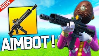 THE NEW ''TACTIC ASSAUT' ''YOU TRANSFORM INTO HUMAN AIMBOT ON FORTNITE!