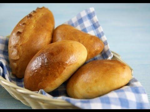 печеные пирожки бабушкин рецепт