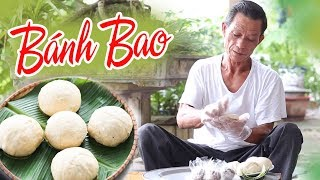 Ông Thọ Làm Bánh Bao Nhân Thịt Mềm Xốp, Ngon Khó Cưỡng | Vietnamese Dumpling