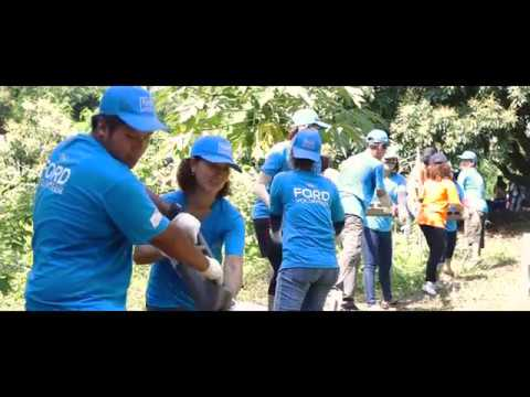 Thailand Clean Water Community Project