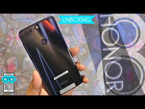 Unboxing Huawei Honor 8 Indonesia - HUAAA, DREAM COMES TRUE!