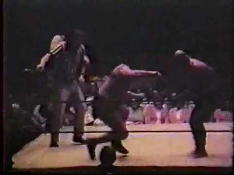 70s Wrestling Kent/Mantell vs Tojo/Gulas