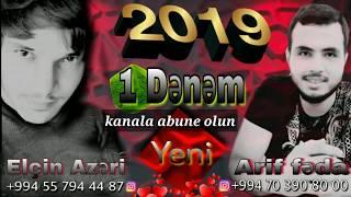 Elcin azeri ft arif feda birdenem (music)