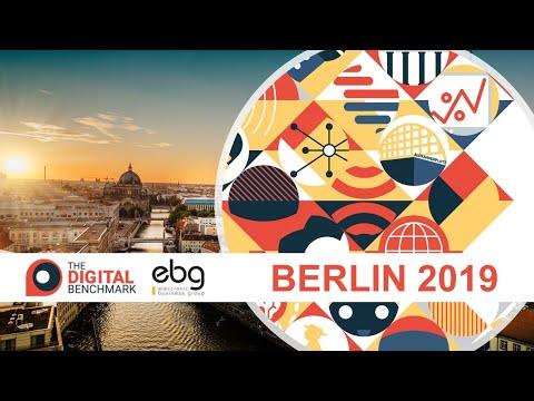 The Digital Benchmark by EBG - Berlin 2019