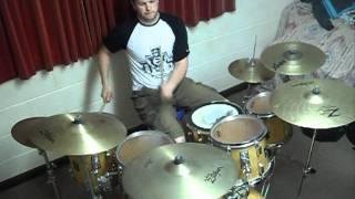 Lamb of God  - Omerta (Drum Cover)