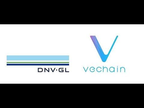 VeChain& DNV GL Global Partnership Announcement