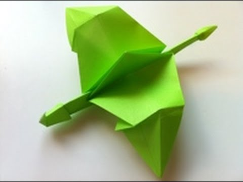 How to make Origami Dragon – Flapping Dragon | How To Make Origami ... | 360x480