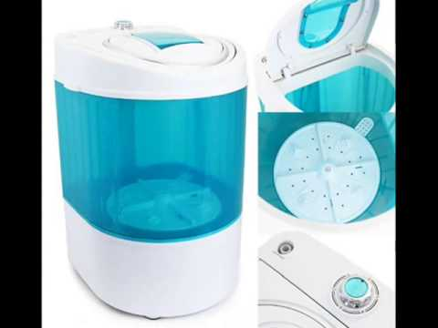 Marvelous XtremepowerUS Electric Small Mini Portable Compact Washer Washing Machine