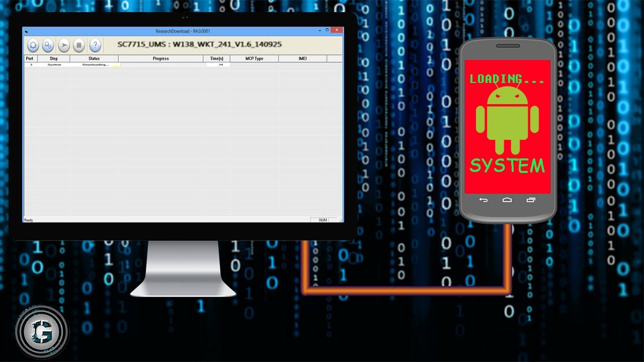 [ GUIDE ] FLASH SPREADTRUM STOCK ROM || HAVE YOUR STOCK ROM BACK ATER  BRICKING