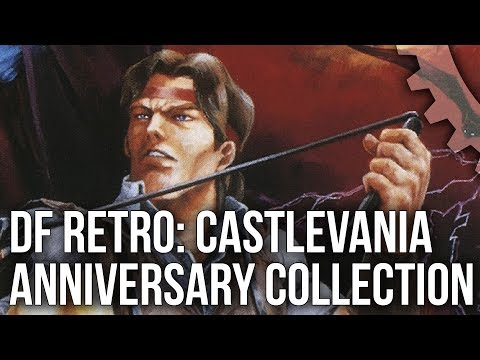 DF Retro: Castlevania Anniversary Collection - Series Retrospective