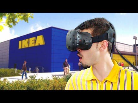 IKEA EN RÉALITÉ VIRTUELLE - HTC VIVE