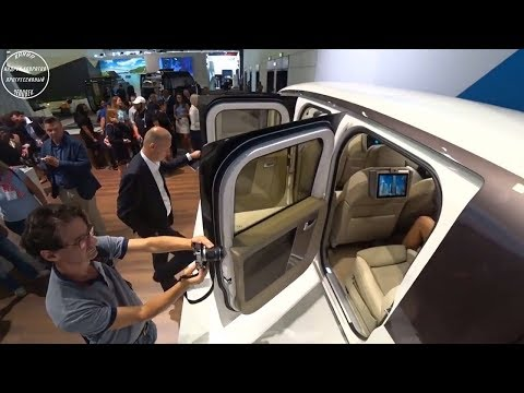 🎥 SkyWay High Speed Unibus From Inside And Outside. InnoTrans 2018