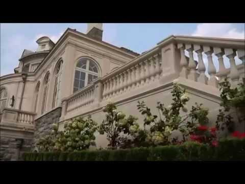 The Stone Mansion In Alpine NJ