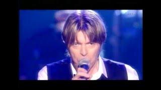David Bowie – Afraid (Live Olympia 2002)