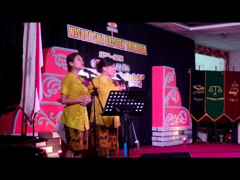 Abdi moal mundur - SMAK Trimulia Bandung