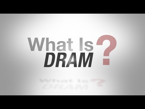 What Is DRAM?