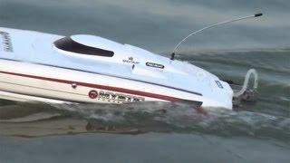 The ProBoat Mystic 29 Catamaran 1800kv brushless motor