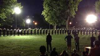 2013 Blue Devils Space Chords at DCI finals