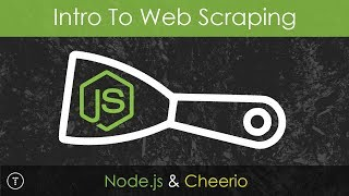 Intro To Web Scraping With Node.js & Cheerio