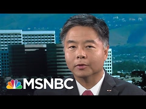 "Rep. Ted Lieu: President Donald Trump Is Committing Obstruction Of Justice ""In Plain View"" 
