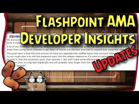 "Guild Wars 2 - ""Flashpoint"" Episode Five Reddit AMA | Developers Spill The Beans"