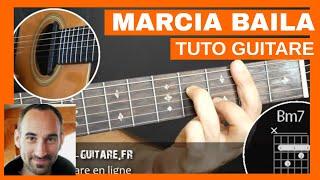 "Rita Mitsouko ""Marcia Baila"" Tuto Guitare"