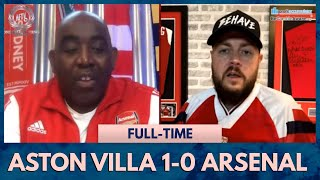 Aston Villa 1-0 Arsenal | I'm Speechless, Why Did Willian Come On? (DT)