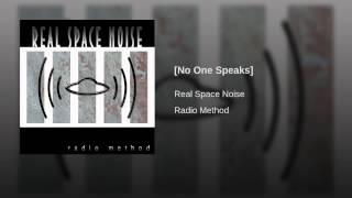 [No One Speaks]