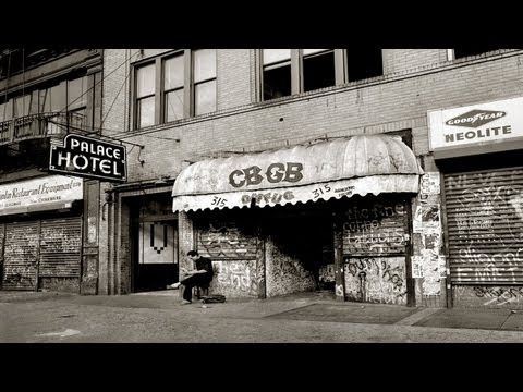 The History & Importance Of CBGB - Music School