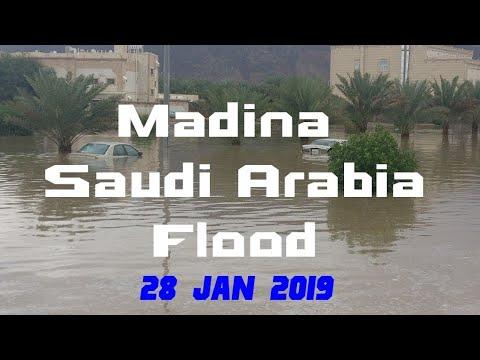 28 Jan 2019 | Flood | Madina | Saudi Arabia