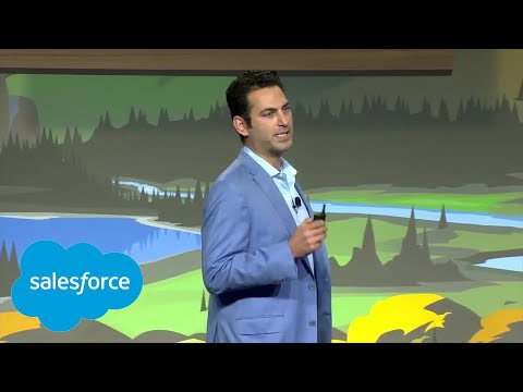 Salesforce CPQ & Billing Keynote: Maximize Revenue from Lead to Cash
